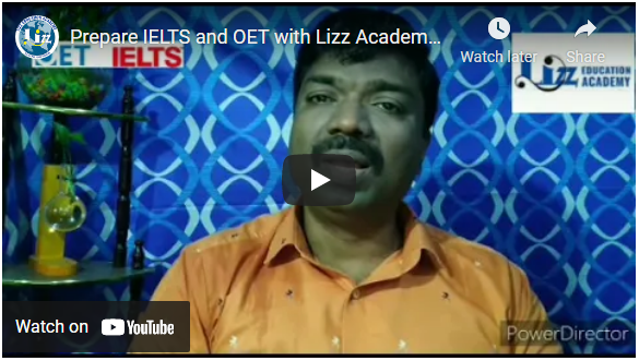 Prepare for IELTS and OET with Lizz Academy
