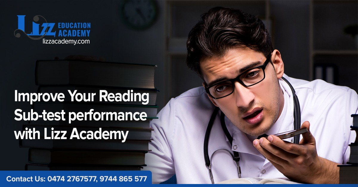 how to improve oet reading