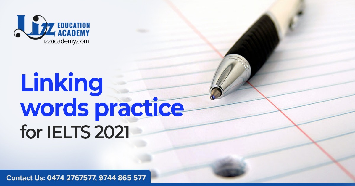 linking words practice pdf