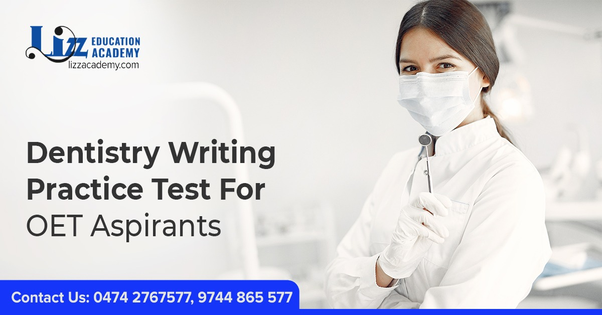 OET writing test