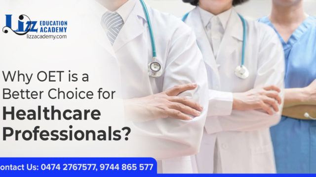 oet for healthcare professionals
