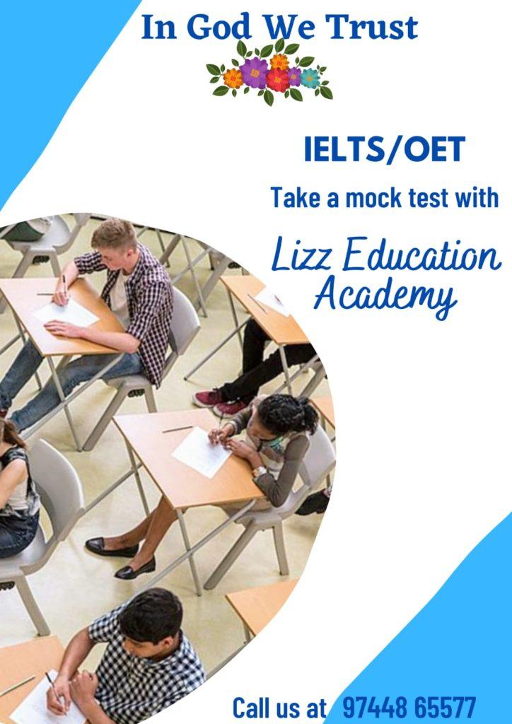 Best IELTS/OET Coaching Practice