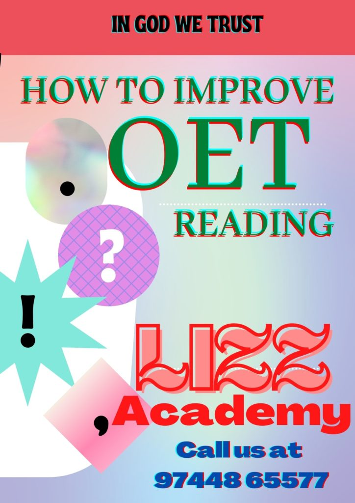 How to improve reading score? It is a question that pops up in the mind of every test taker.